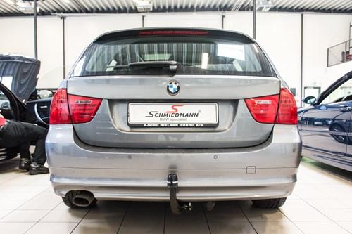 Westfalia Aftageligt Anhaengertraek BMW 10