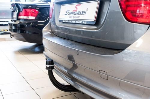 Westfalia Aftageligt Anhaengertraek BMW 11
