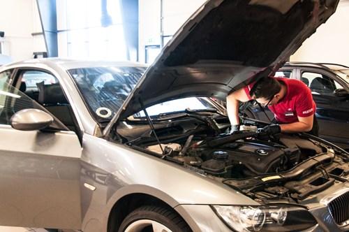 Fordamper BMW E92 325I 2