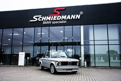 BMW 2002 Reservedele Spare Parts Schmiedmann 4