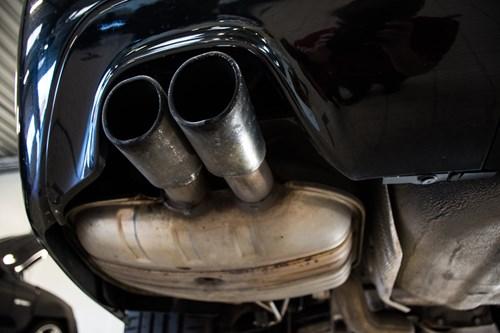 BMW E60 Schmiedmann Ombygning M5 Skaerme M5 Eisenmann Udstoedning M5 Skoerter M5 Forkofanger Og M5 Bagkofanger 1