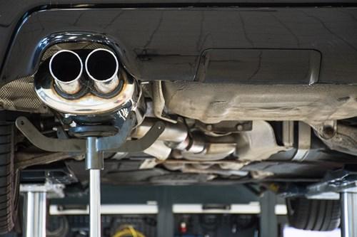 BMW E60 Schmiedmann Ombygning M5 Skaerme M5 Eisenmann Udstoedning M5 Skoerter M5 Forkofanger Og M5 Bagkofanger 7