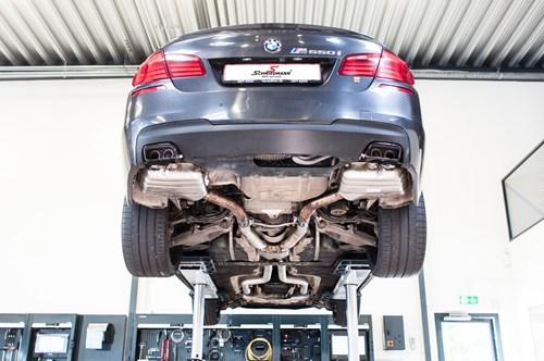 BMW F10 550I M7 Bagpotter 5 INKLNUMMER