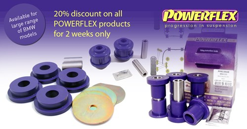 Powerflex Discount Sale Offer 20