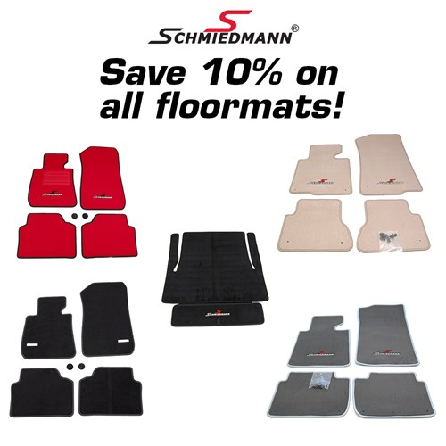 Schmiedmann Floormats Offer