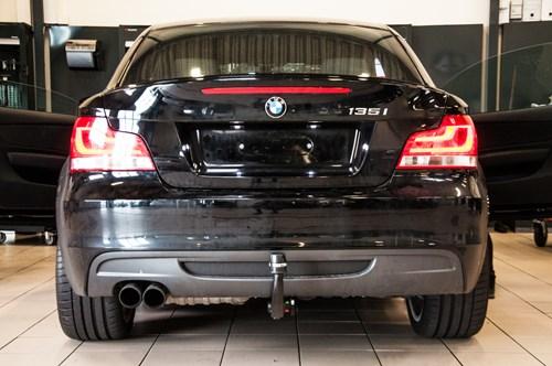 Westfalia Anhaengertraek BMW 135I E82 2