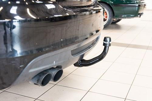 Westfalia Anhaengertraek BMW 135I E82 4