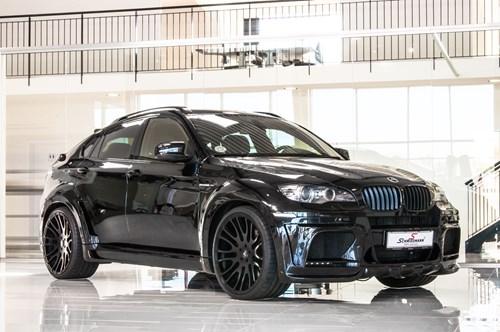 Hamann BMW X6M 1