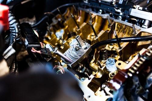 Vaerktoej Fjederstrammer Schmiedmann Udskiftning Af Ventilstyrspakdaaser Ventilstyrspakninger BMW 3