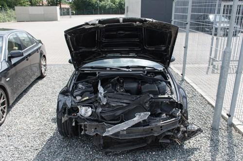 Genopbygning Af BMW E46 M3 Schmiedmann 1