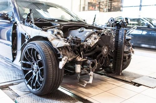 Genopbygning Af BMW E46 M3 Schmiedmann 2 2