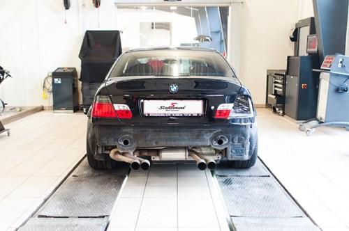Genopbygning Af BMW E46 M3 Schmiedmann 3 23