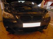Bmw E60 530D Headlights01