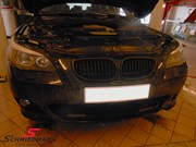 Bmw E60 530D Headlights01