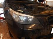 Bmw E60 530D Headlights02