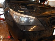 Bmw E60 530D Headlights02