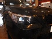 Bmw E60 530D Headlights03
