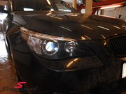 Bmw E60 530D Headlights03