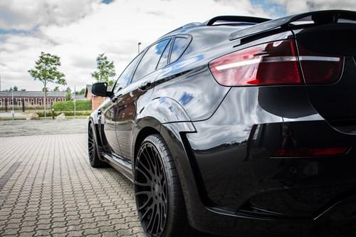 BMW Hamann X6M Tuning 2