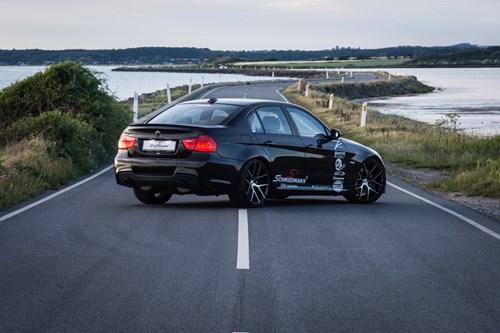 BMW Schmiedmann E90LCI S3 335I Tuning Styling