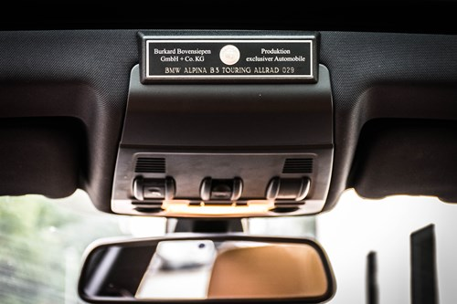 Alpina BMW E91 5473