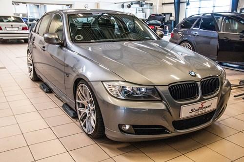 Schmiedmann BMW E90 LCI 320D N47 Gewind Undervogn Montering 0157