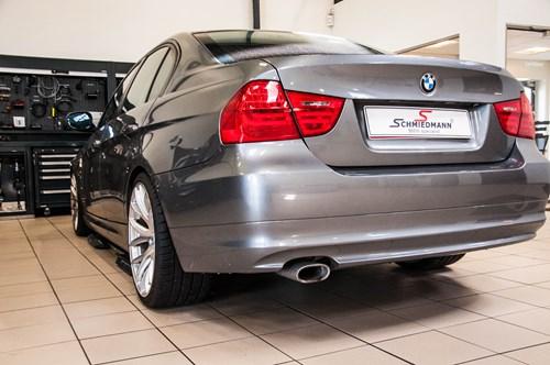 Schmiedmann BMW E90 LCI 320D N47 Gewind Undervogn Montering 0164