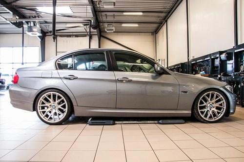 Schmiedmann BMW E90 LCI 320D N47 Gewind Undervogn Montering 0167