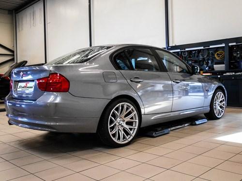 Schmiedmann BMW E90 LCI 320D N47 Gewind Undervogn Montering