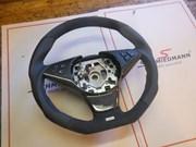 Bmw E61 525D Schmiedmann Flat Bottom Steering Wheel01