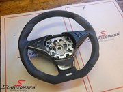 Bmw E61 525D Schmiedmann Flat Bottom Steering Wheel01