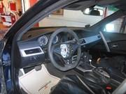 Bmw E61 525D Schmiedmann Flat Bottom Steering Wheel02
