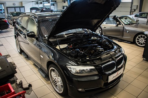 Schmiedmann Alpina B3 E91 LCI Workshop 5858