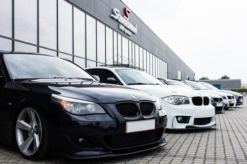 BMW Society Aalborg On Visit At Schmiedmann Odense 2