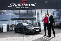 Schmiedmann Elias Visiting BMW M3 F80 LCI 2