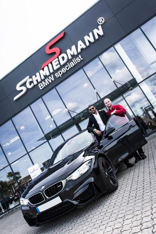 Schmiedmann Elias Visiting BMW M3 F80 LCI 3