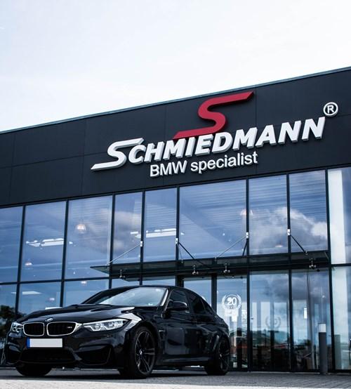 Schmiedmann Elias Visiting BMW M3 F80 LCI 6