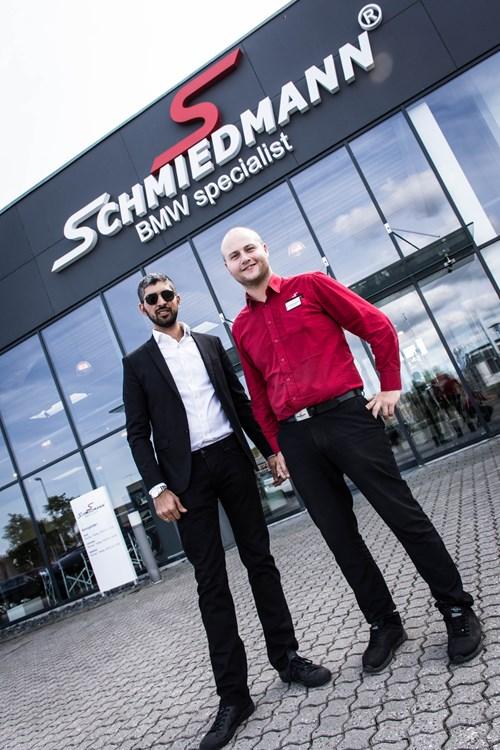 Schmiedmann Elias Visiting BMW M3 F80 LCI 6260