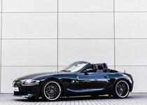 BMW Z4 E85 black