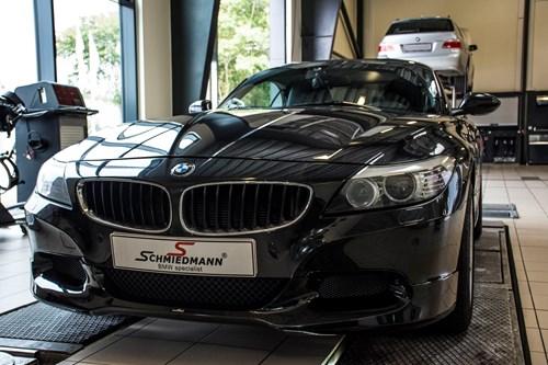 Schmiedmann BMW Z4 E89 AC Schnitzer Frontspoiler