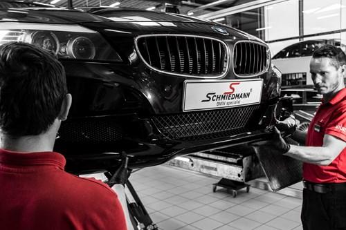 Schmiedmann BMW Z4 E89 AC Schnitzer Frontspoiler 6418