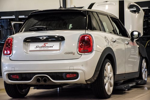 Schmiedmann MINI Cooper S Maintenance 6672