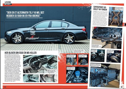 Schmiedmann BMW S5 F10 550I Boosted Article S2