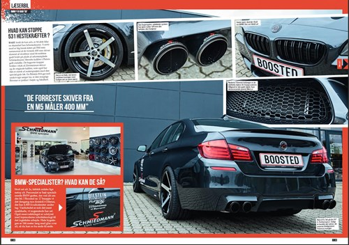 Schmiedmann BMW S5 F10 550I Boosted Article S3