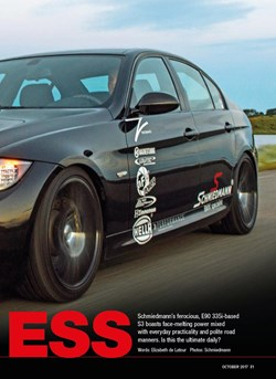 Schmiedmann BMW S3 E90 335I Performance BMW Article S2
