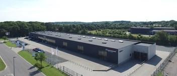Schmiedmann Munich Cars BMW MINI Odense Drone 9