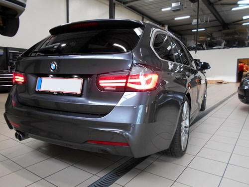 Schmiedmann BMW Blackline Taillights 3