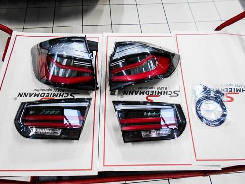 Schmiedmann BMW Blackline Taillights 6691