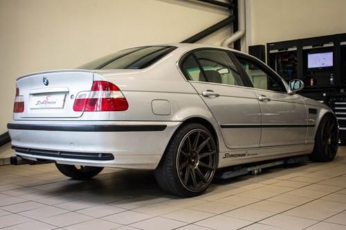 BMW S3 E46 328I M52 5366