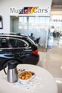 Schmiedmann Munich Cars Aabningsreception BMW MINI 7543